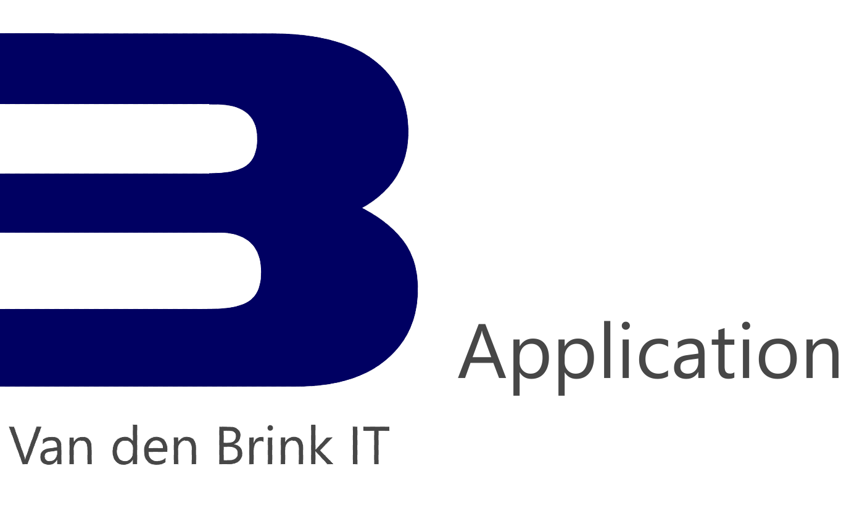 Van den Brink IT application